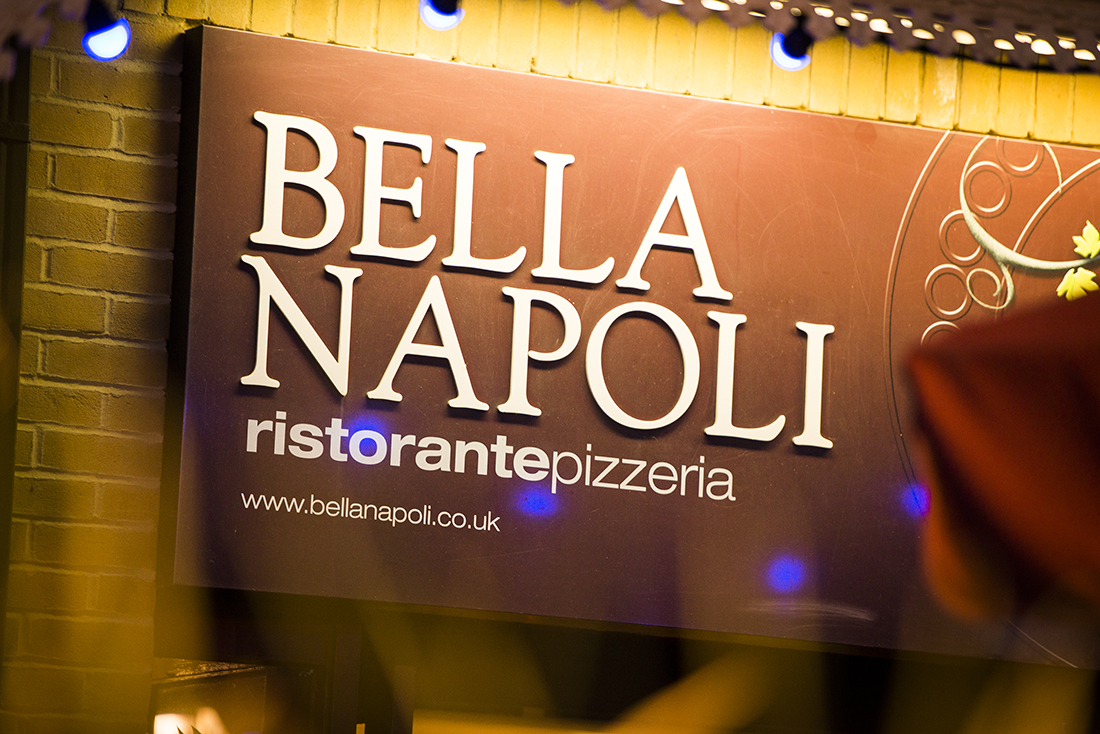 Bella Napoli Italian at Brighton Marina