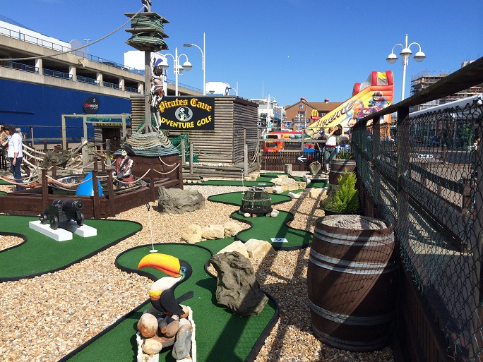 be entertained with funplay leisure at Brighton