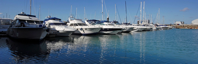 Brighton Marina tourism and leisure destination - Brighton Marina