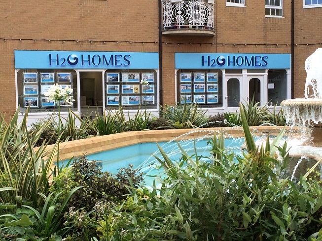 h2o property estate agents
