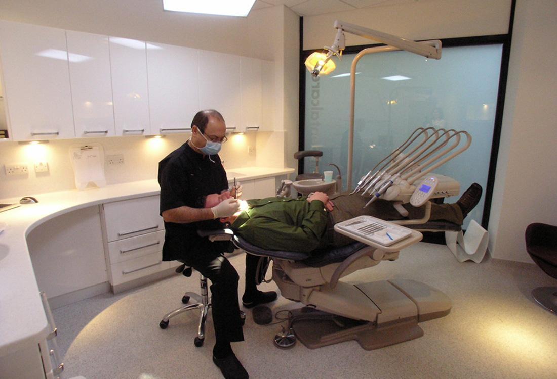 Marina dentalcare interior