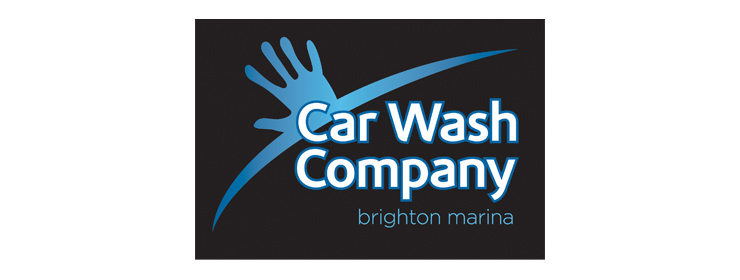 hand car wash company at Brighton Marina