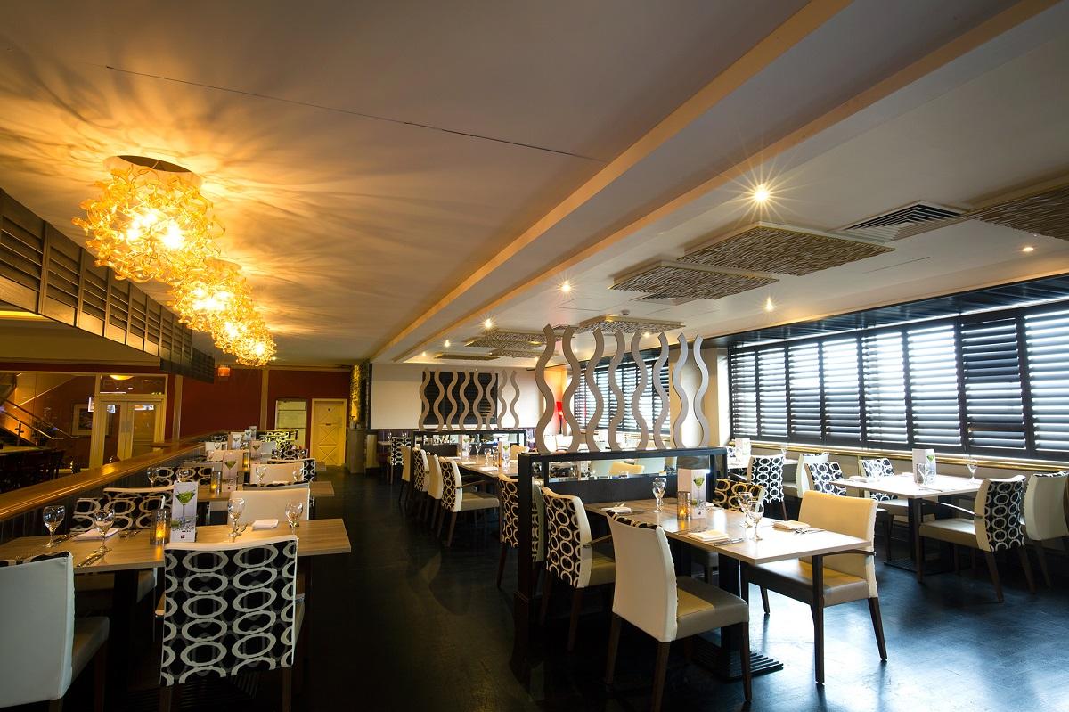Waterside restaurant Brighton Marina