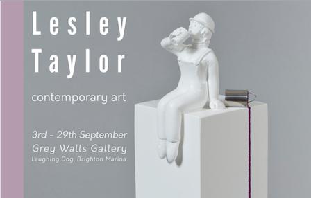 Lesley Taylor exhibiton
