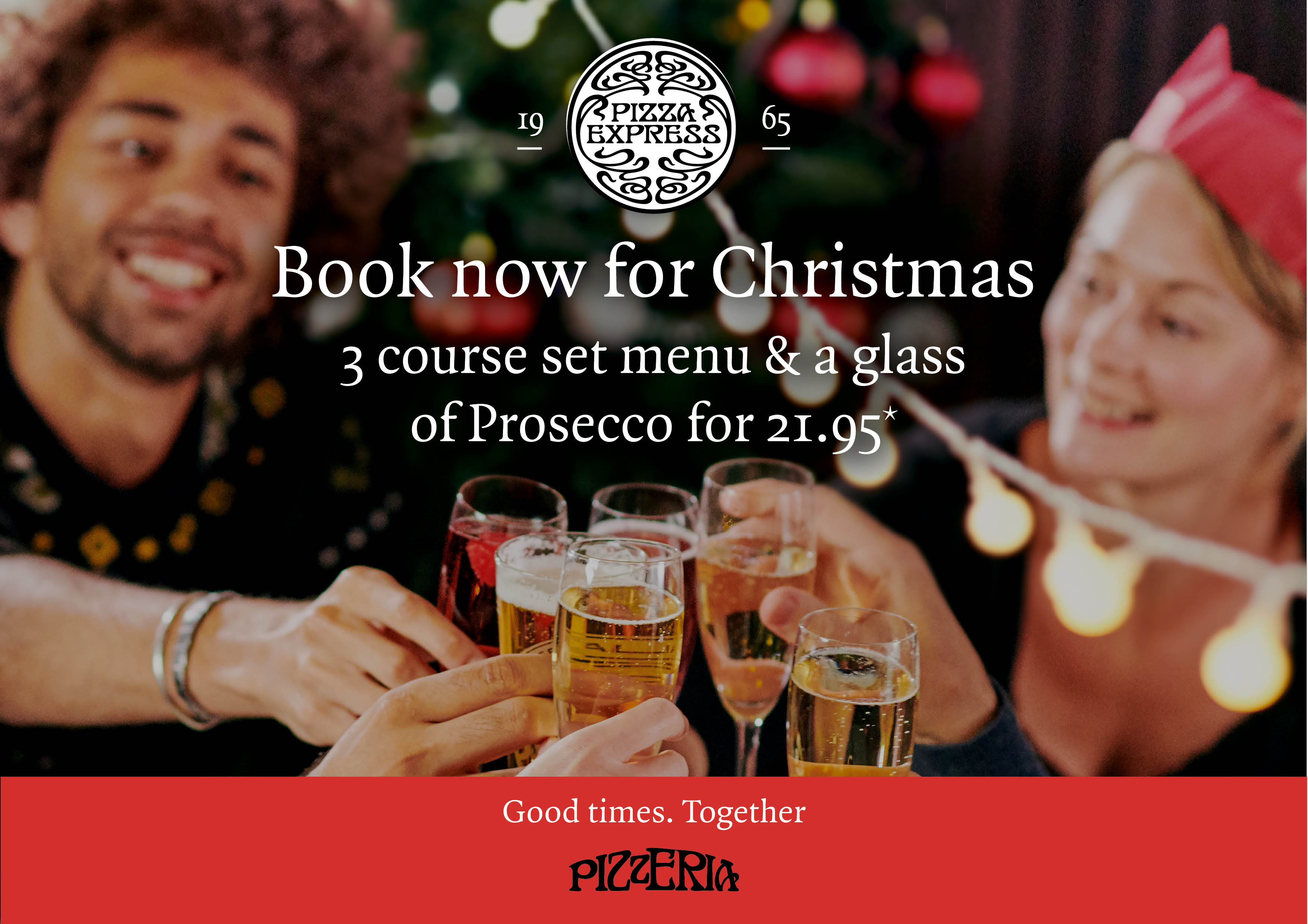 Pizza Express Christmas