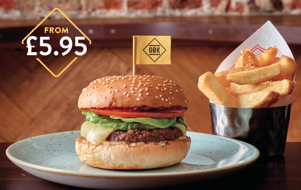 GBK lunch deal