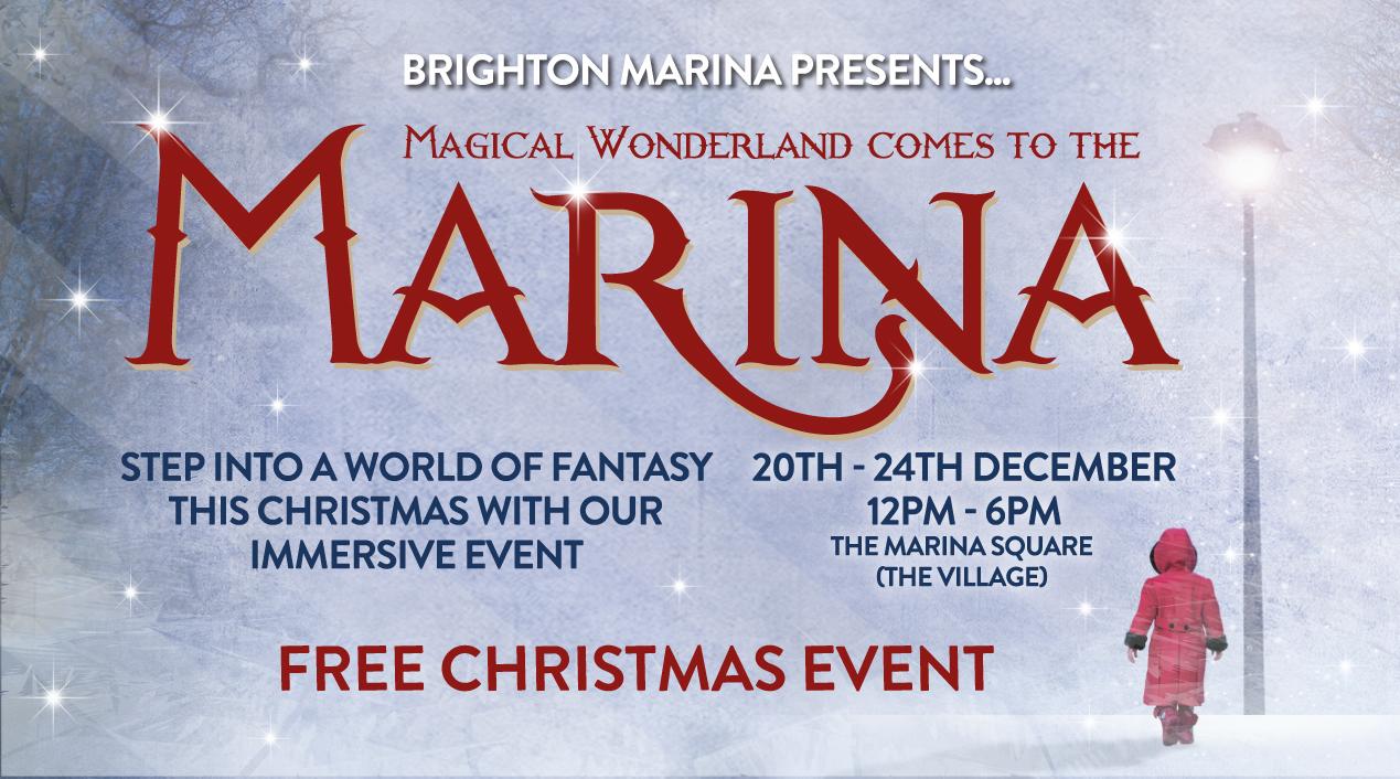 Free Christmas event