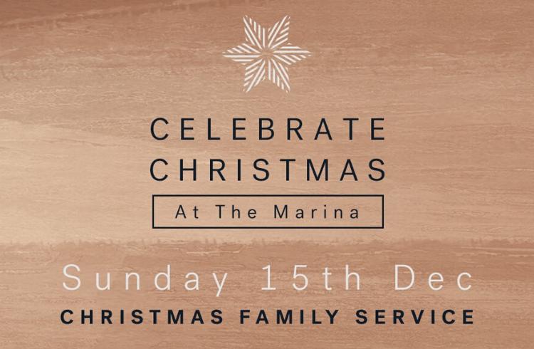 christmas family service